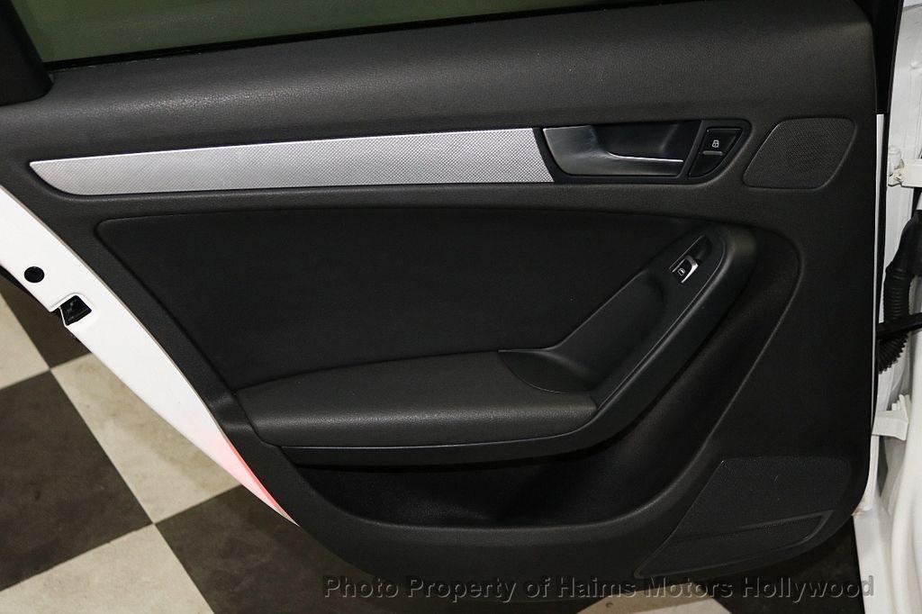 2013 Audi A4 4dr Sedan CVT FrontTrak 2.0T Premium - 18615222 - 10
