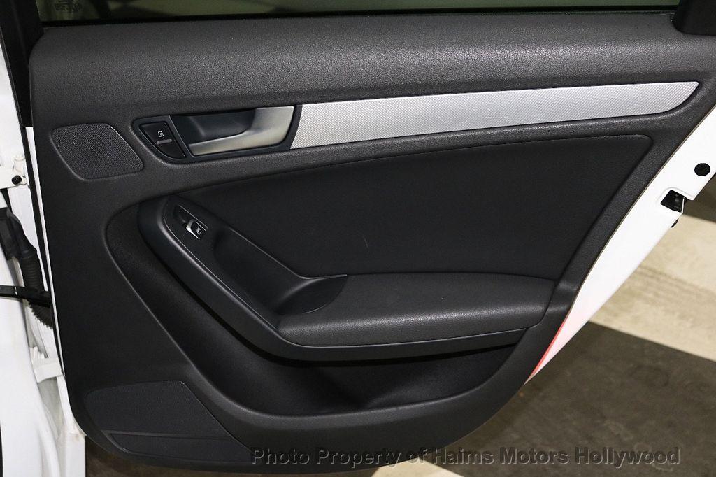 2013 Audi A4 4dr Sedan CVT FrontTrak 2.0T Premium - 18615222 - 11