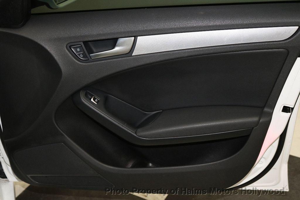 2013 Audi A4 4dr Sedan CVT FrontTrak 2.0T Premium - 18615222 - 12