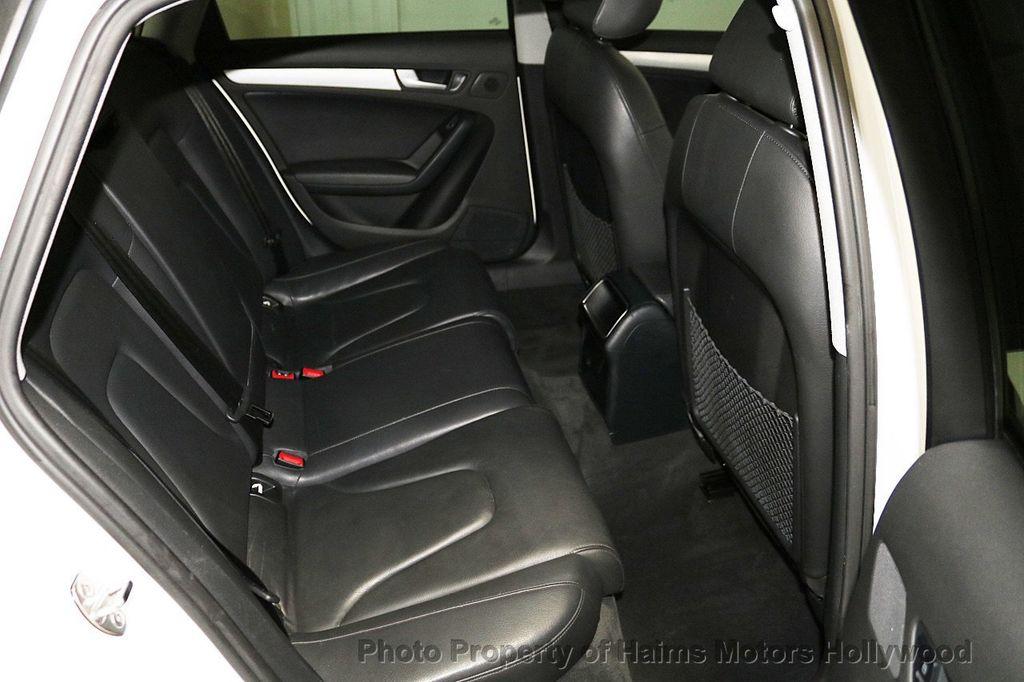 2013 Audi A4 4dr Sedan CVT FrontTrak 2.0T Premium - 18615222 - 14