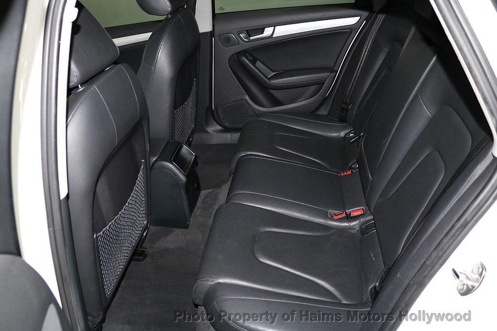 2013 Audi A4 4dr Sedan CVT FrontTrak 2.0T Premium - 18615222 - 15