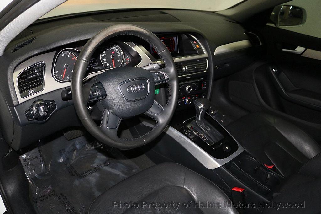 2013 Audi A4 4dr Sedan CVT FrontTrak 2.0T Premium - 18615222 - 18