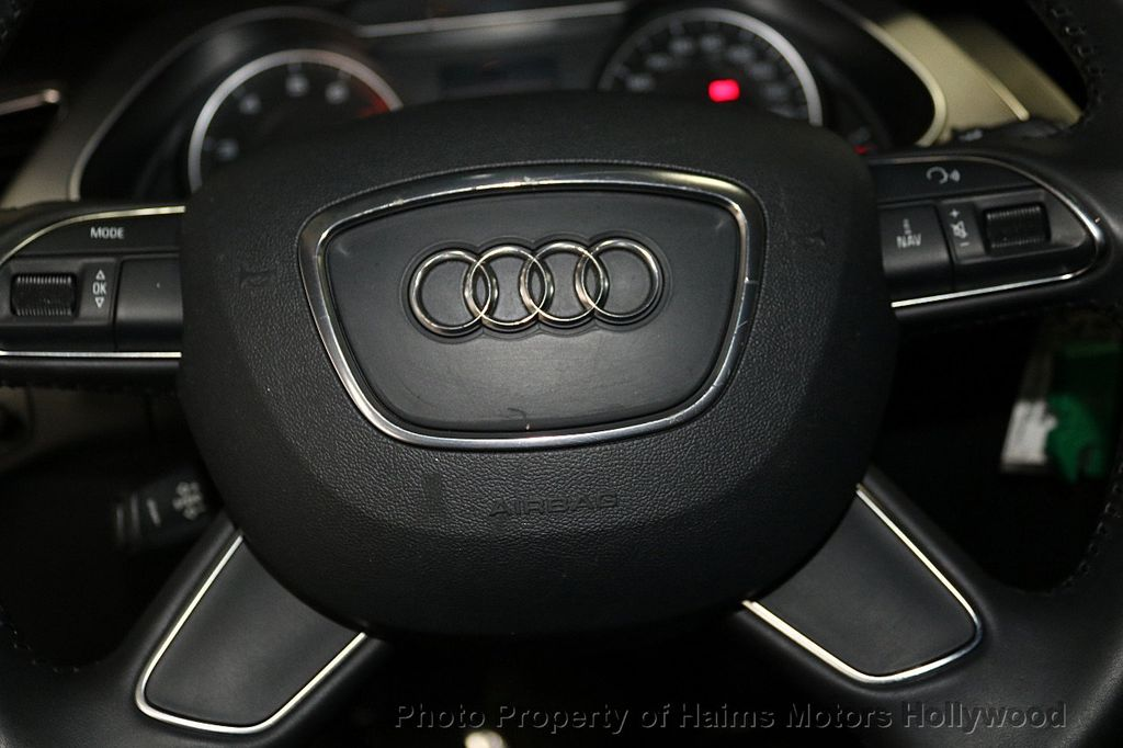 2013 Audi A4 4dr Sedan CVT FrontTrak 2.0T Premium - 18615222 - 24