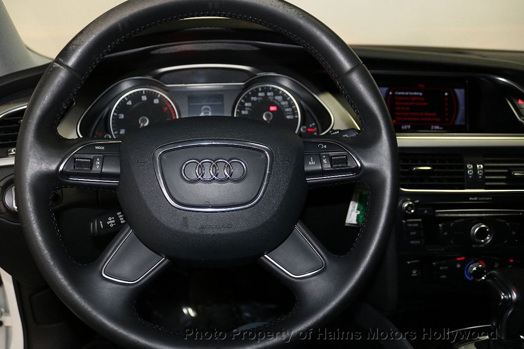 2013 Audi A4 4dr Sedan CVT FrontTrak 2.0T Premium - 18615222 - 25