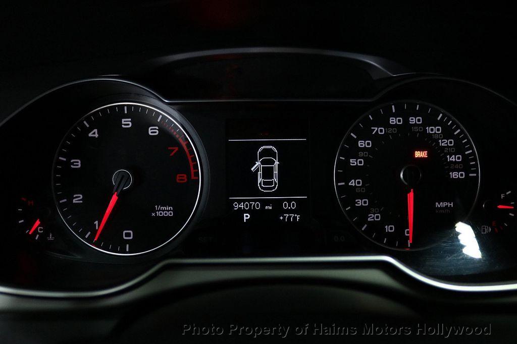 2013 Audi A4 4dr Sedan CVT FrontTrak 2.0T Premium - 18615222 - 26