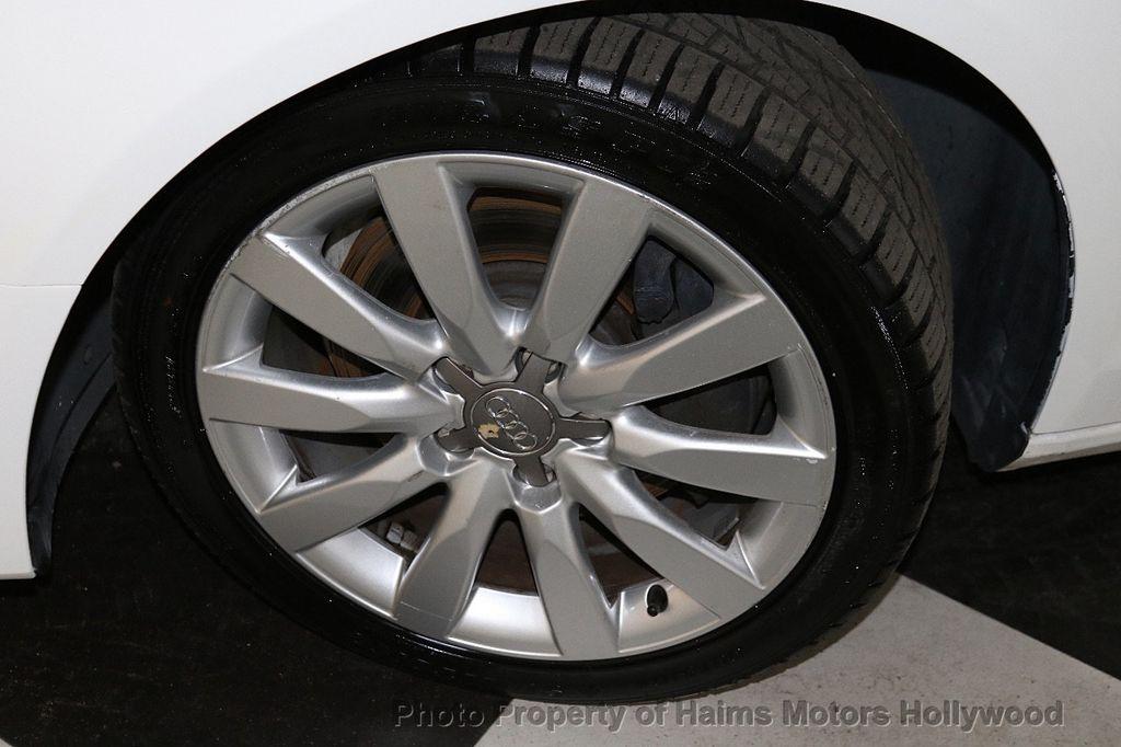 2013 Audi A4 4dr Sedan CVT FrontTrak 2.0T Premium - 18615222 - 27