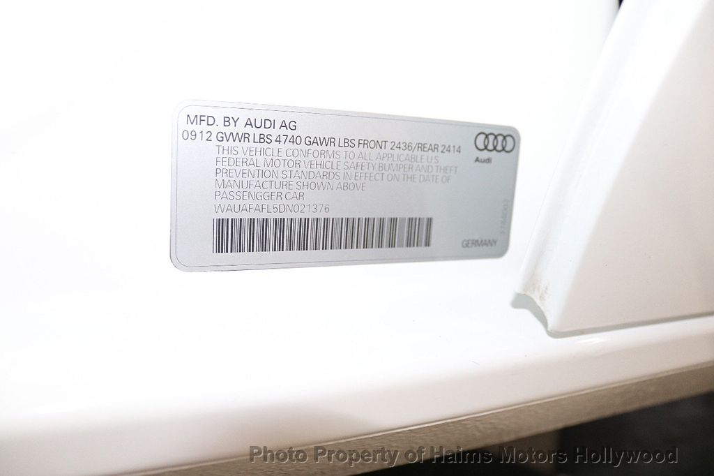 2013 Audi A4 4dr Sedan CVT FrontTrak 2.0T Premium - 18615222 - 28