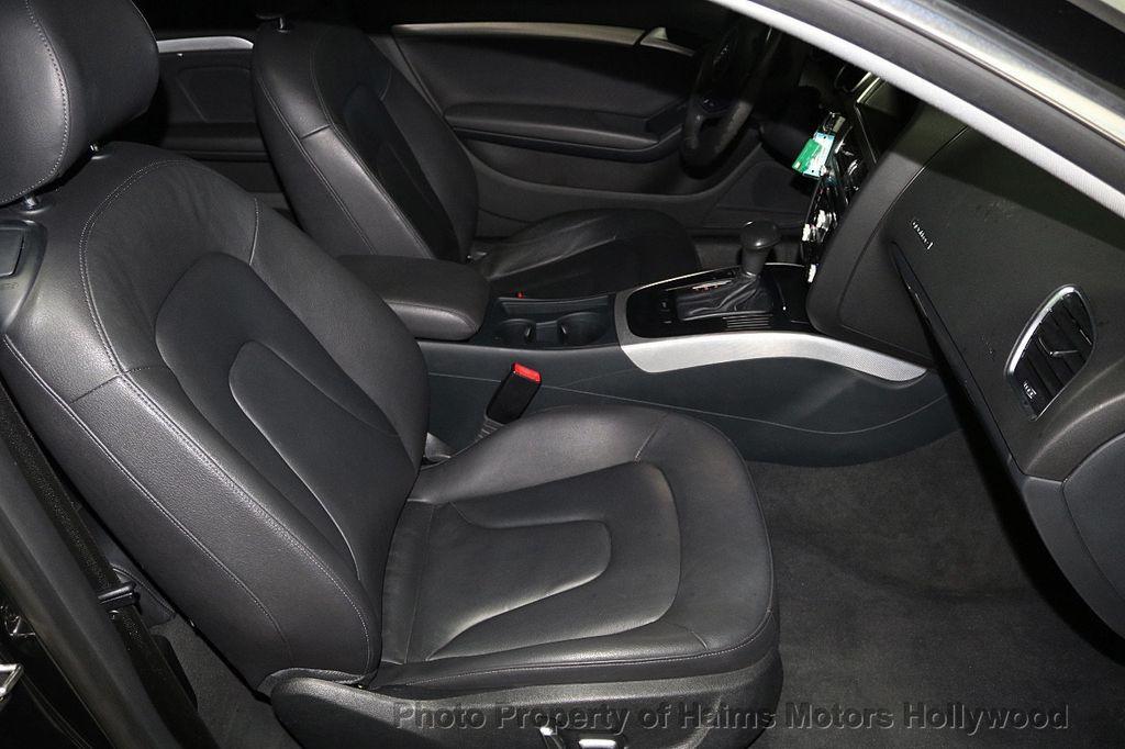 2013 Audi A5 2dr Coupe Automatic quattro 2.0T Premium - 17851886 - 11