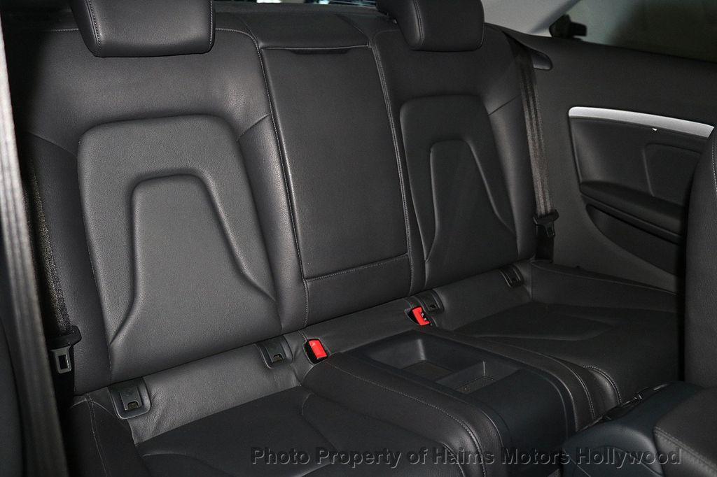 2013 Audi A5 2dr Coupe Automatic quattro 2.0T Premium - 17851886 - 12