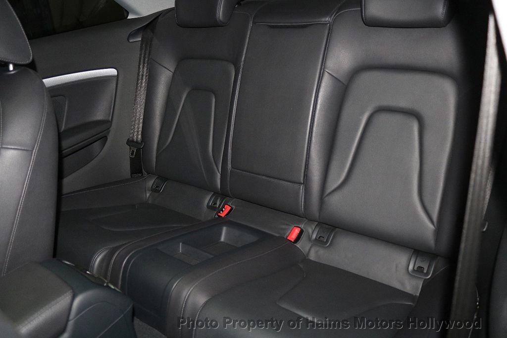 2013 Audi A5 2dr Coupe Automatic quattro 2.0T Premium - 17851886 - 13