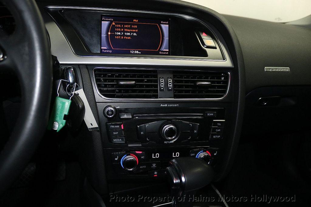 2013 Audi A5 2dr Coupe Automatic quattro 2.0T Premium - 17851886 - 17