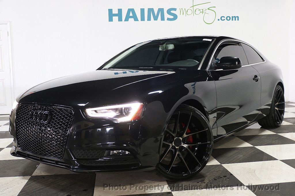 Used Audi A Dr Coupe Automatic Quattro T Premium At Haims - Used audi a5