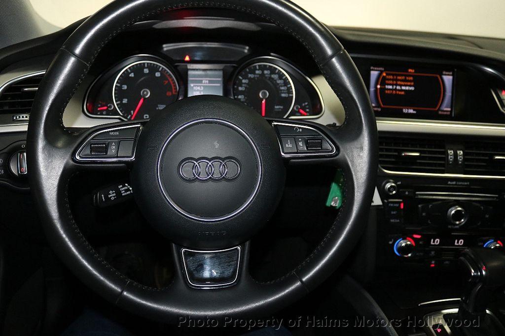2013 Audi A5 2dr Coupe Automatic quattro 2.0T Premium - 17851886 - 24