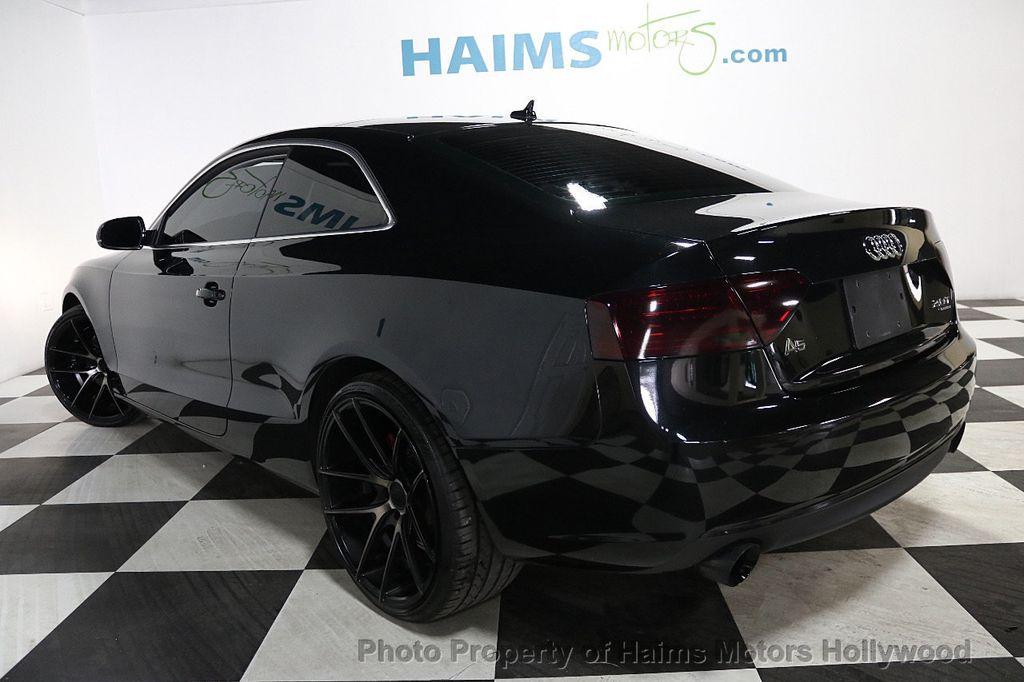 2013 Audi A5 2dr Coupe Automatic quattro 2.0T Premium - 17851886 - 4