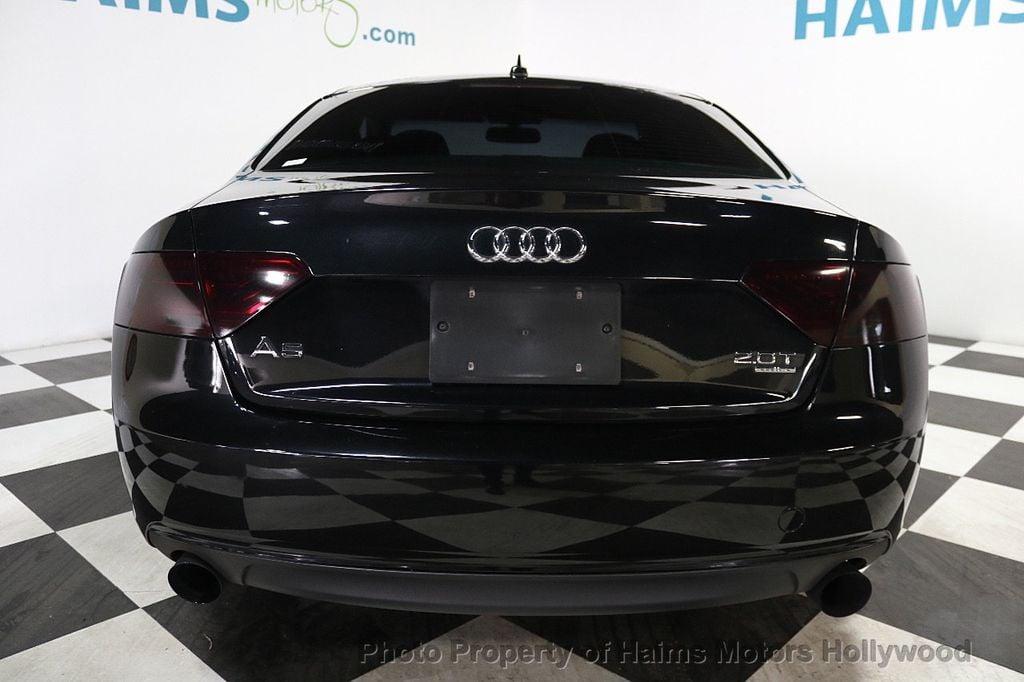 2013 Audi A5 2dr Coupe Automatic quattro 2.0T Premium - 17851886 - 5