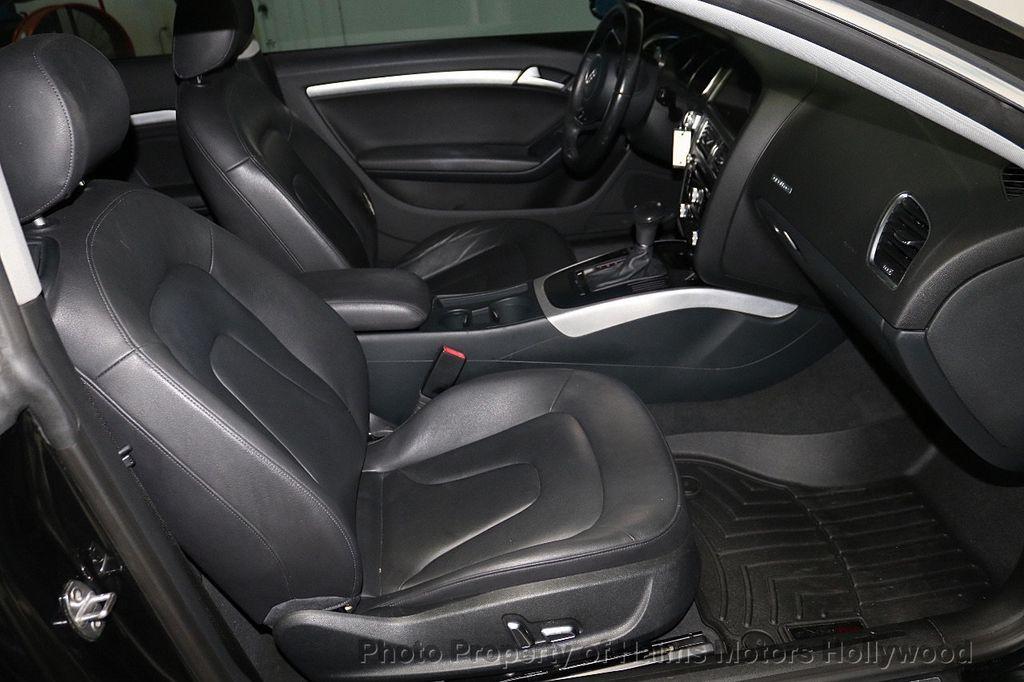 2013 Audi A5 2dr Coupe Automatic quattro 2.0T Premium - 18663270 - 11