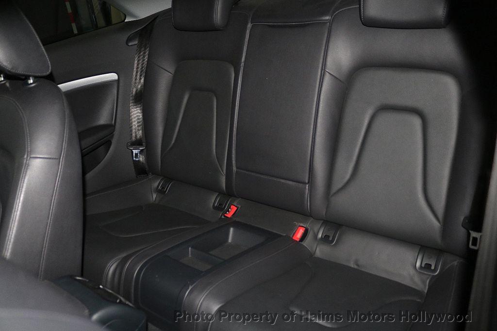 2013 Audi A5 2dr Coupe Automatic quattro 2.0T Premium - 18663270 - 13