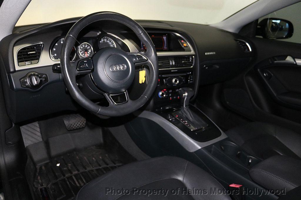 2013 Audi A5 2dr Coupe Automatic quattro 2.0T Premium - 18663270 - 14