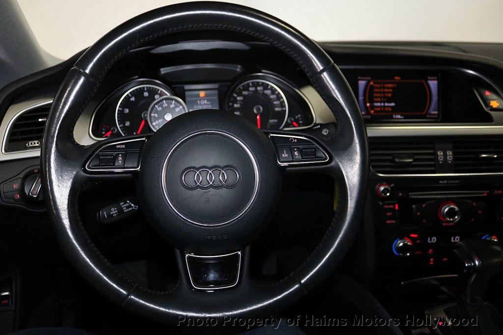 2013 Audi A5 2dr Coupe Automatic quattro 2.0T Premium - 18663270 - 22