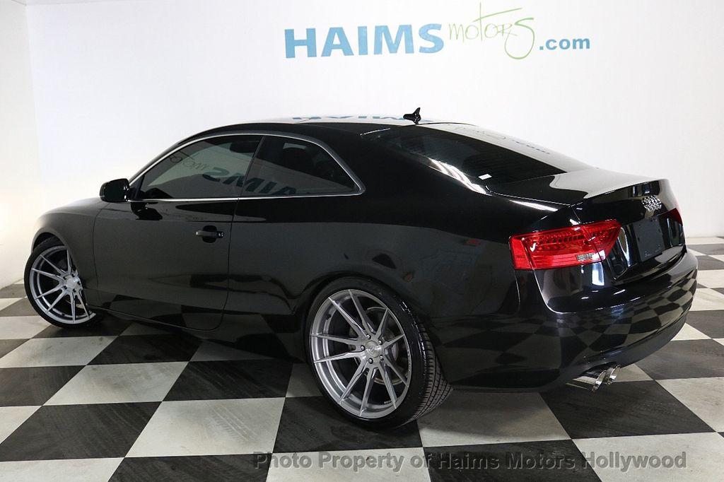 2013 Audi A5 2dr Coupe Automatic quattro 2.0T Premium - 18663270 - 4