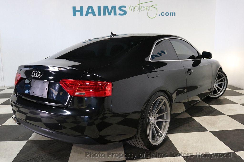 2013 Audi A5 2dr Coupe Automatic quattro 2.0T Premium - 18663270 - 6