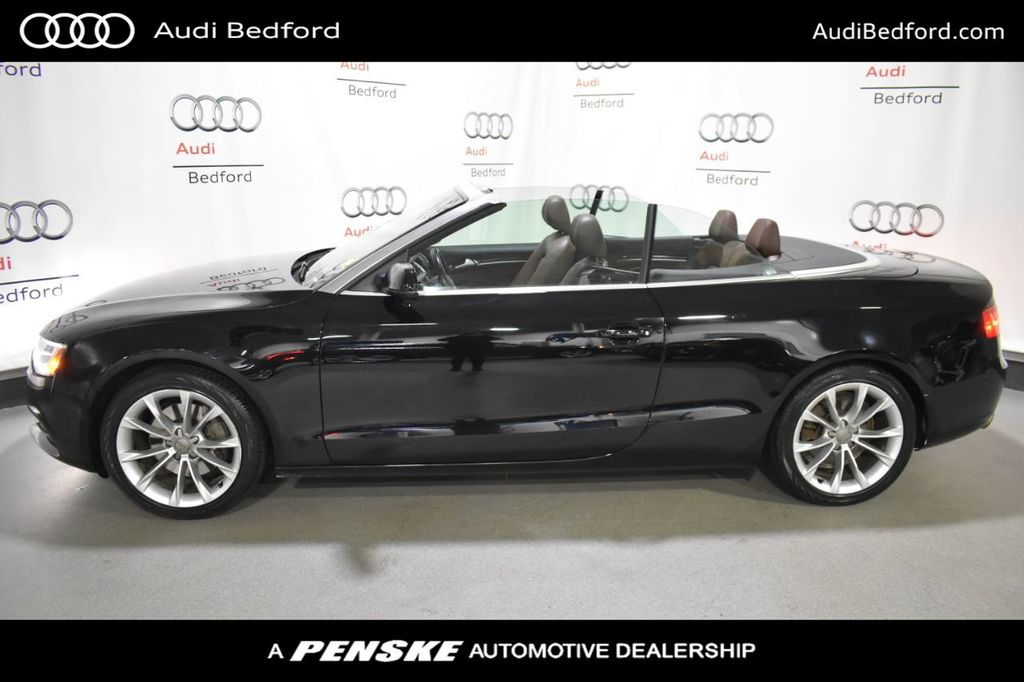 2013 Used Audi A5 Cabriolet 2dr Cabriolet Auto Quattro 2 0t Premium Plus At Penske Cleveland Serving All Of Northeast Oh Iid 20560500