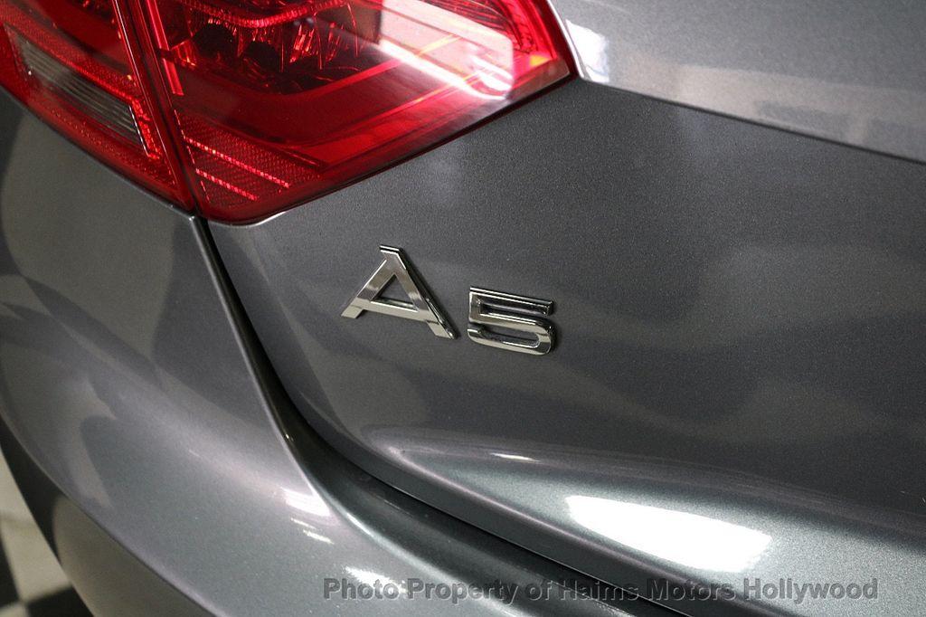 2013 Audi A5 Cabriolet 2dr Cabriolet Auto quattro 2.0T Premium Plus - 18090642 - 11