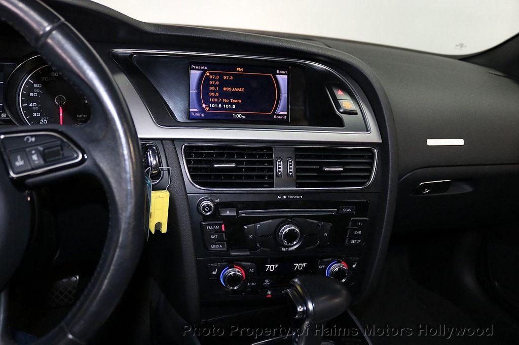 2013 Audi A5 Cabriolet 2dr Cabriolet Auto quattro 2.0T Premium Plus - 18090642 - 20