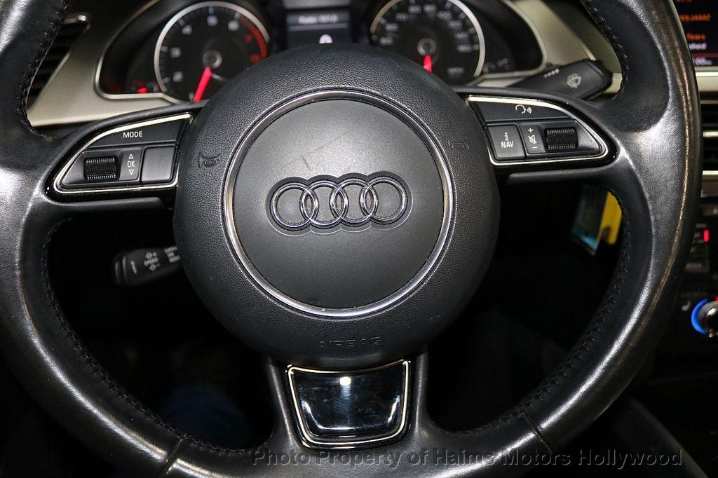 2013 Audi A5 Cabriolet 2dr Cabriolet Auto quattro 2.0T Premium Plus - 18090642 - 26