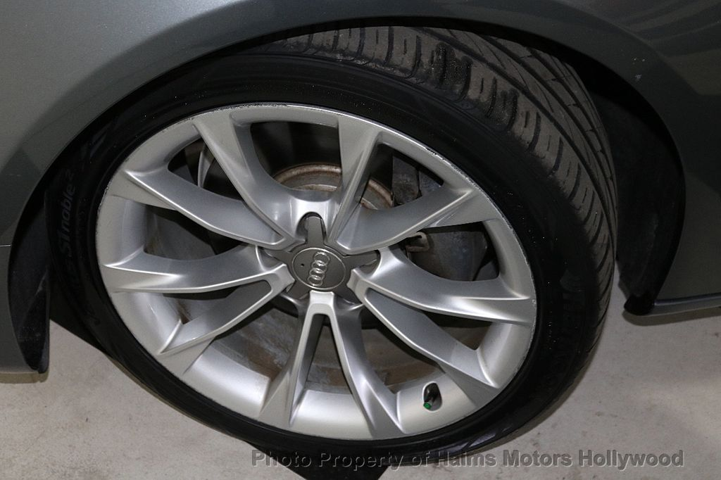 2013 Audi A5 Cabriolet 2dr Cabriolet Auto quattro 2.0T Premium Plus - 18090642 - 29