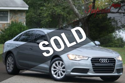 2013 Audi A6 4dr Sedan FrontTrak 2.0T Premium - Click to see full-size photo viewer