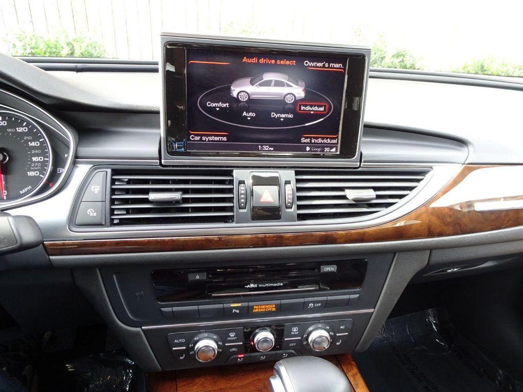 2013 Audi A6 4dr Sedan quattro 2.0T Premium Plus - 18464551 - 23