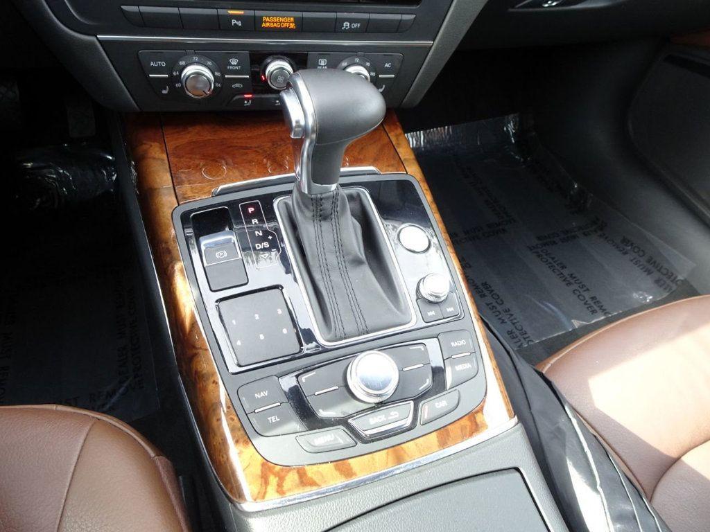 2013 Audi A6 4dr Sedan quattro 2.0T Premium Plus - 18464551 - 24
