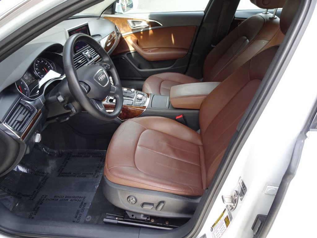 2013 Audi A6 4dr Sedan quattro 2.0T Premium Plus - 18464551 - 37