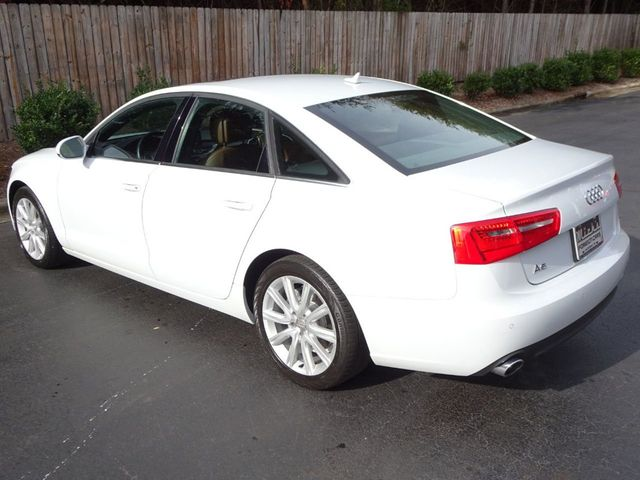 2013 Used Audi A6 4dr Sedan quattro 2 0T Premium Plus at Michs Foreign Cars  Serving Hickory, NC, IID 18464551