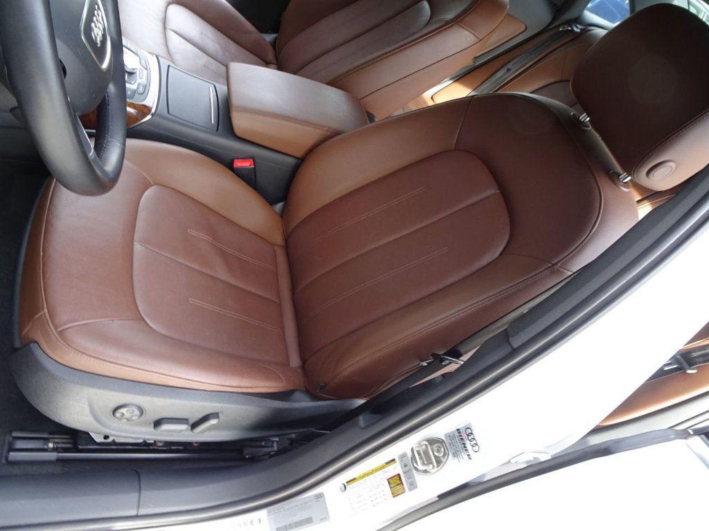 2013 Audi A6 4dr Sedan quattro 2.0T Premium Plus - 18464551 - 49
