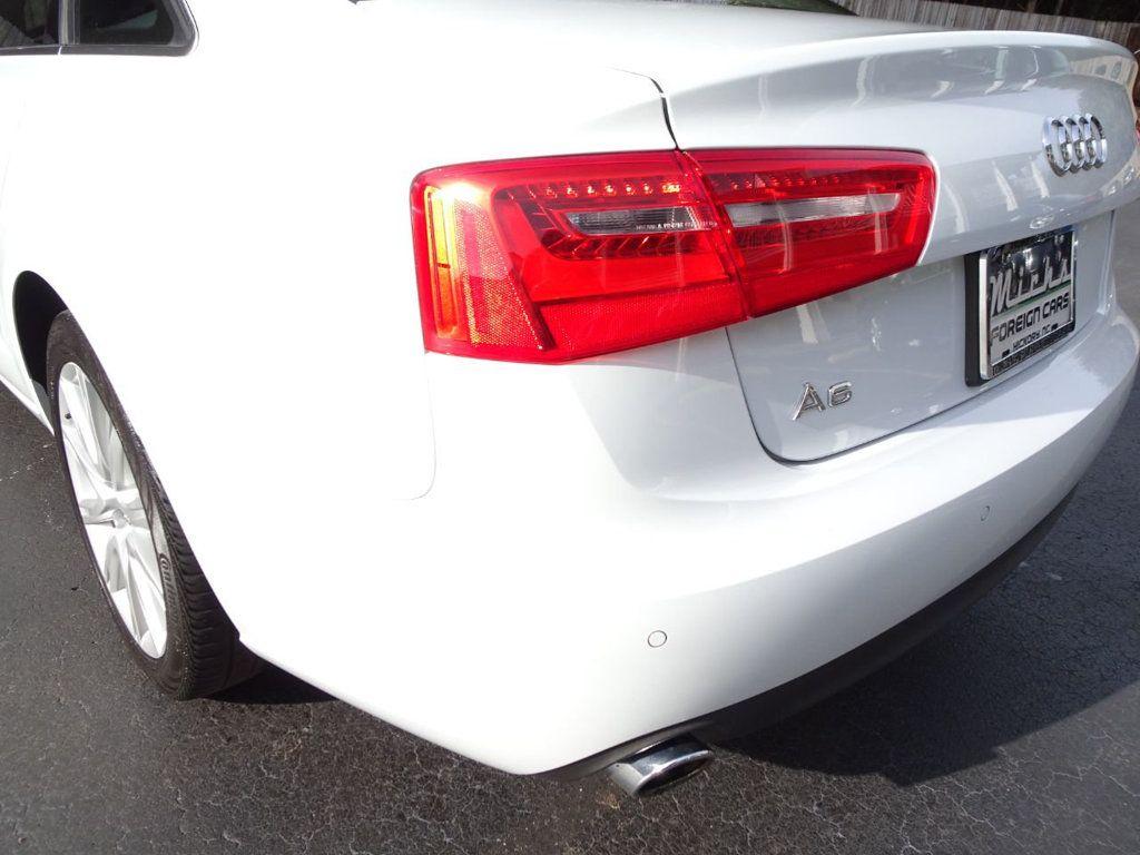 2013 Audi A6 4dr Sedan quattro 2.0T Premium Plus - 18464551 - 63