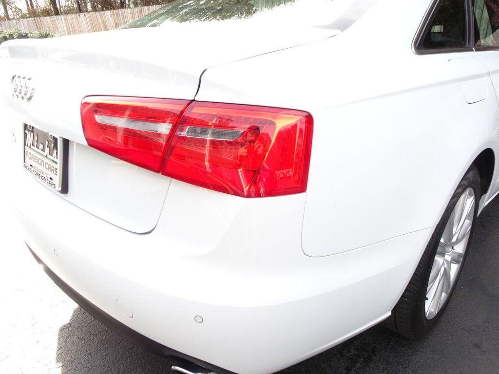 2013 Audi A6 4dr Sedan quattro 2.0T Premium Plus - 18464551 - 65