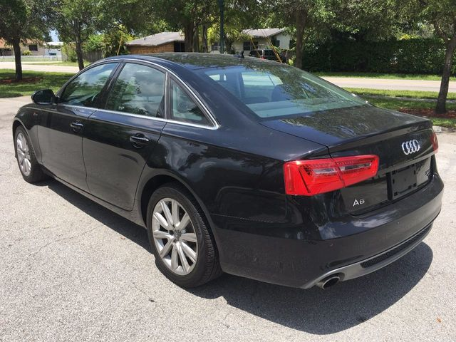 2013 Audi A6 4dr Sedan quattro 3.0T Prestige - Click to see full-size photo viewer