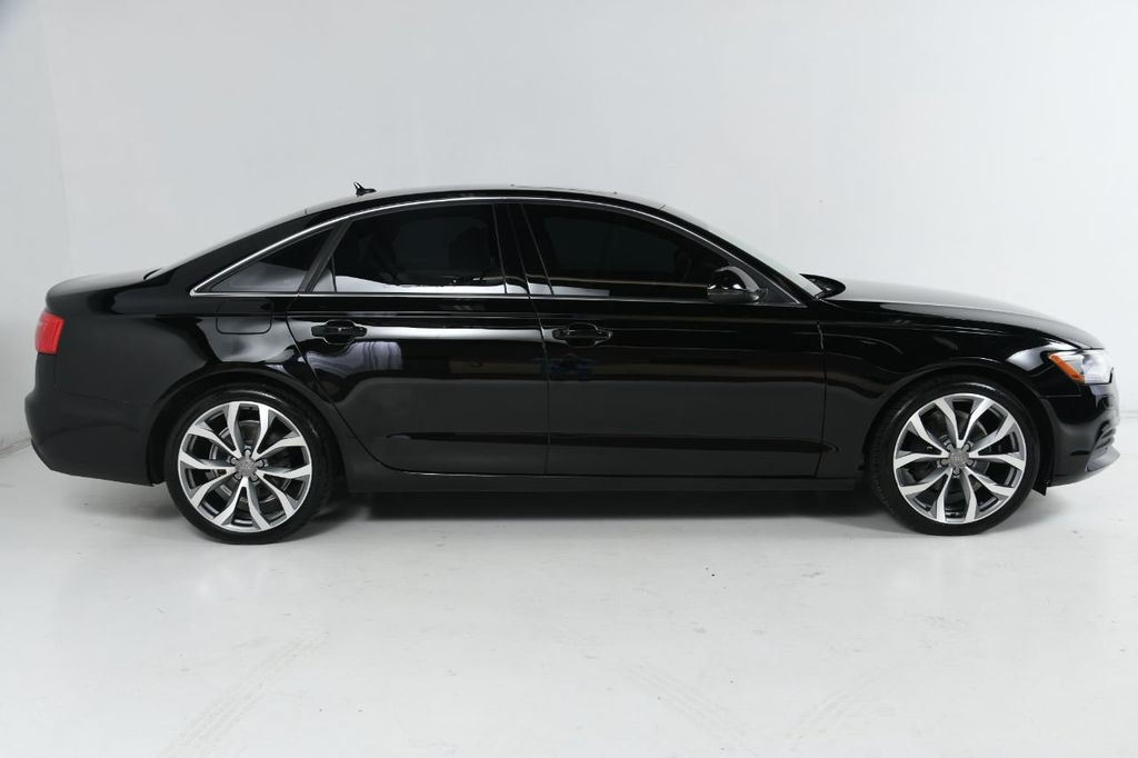 2013 Used Audi A6 Factory 20 Quot Wheels Navigation 1
