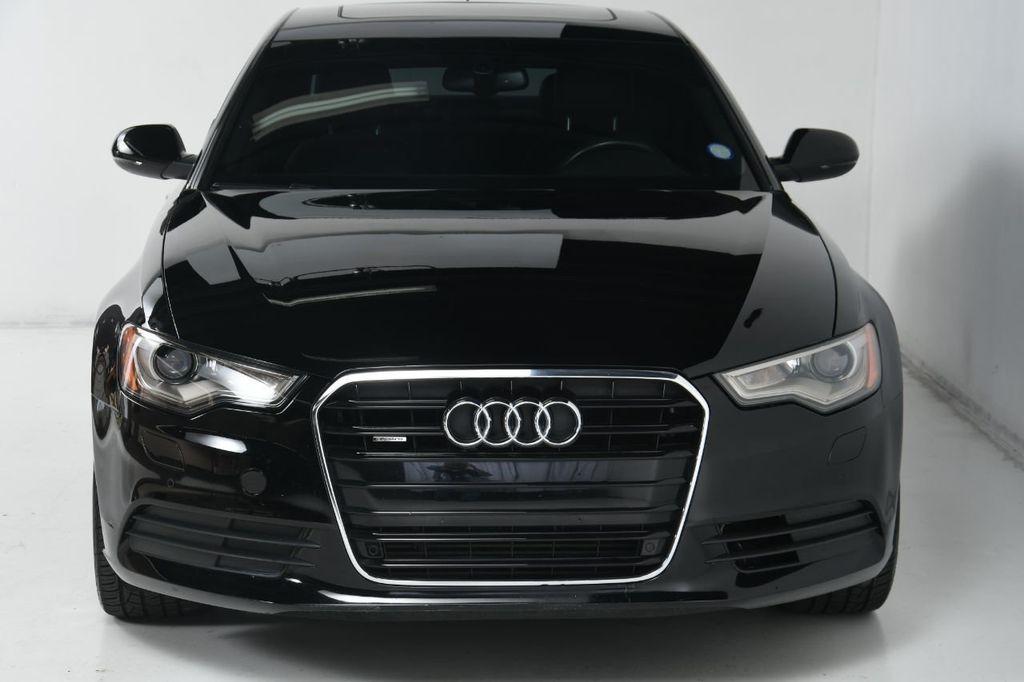 "2013 Audi A6 Factory 20"" wheels * Navigation  * Rear Cam * Clean *** - 16947535 - 9"