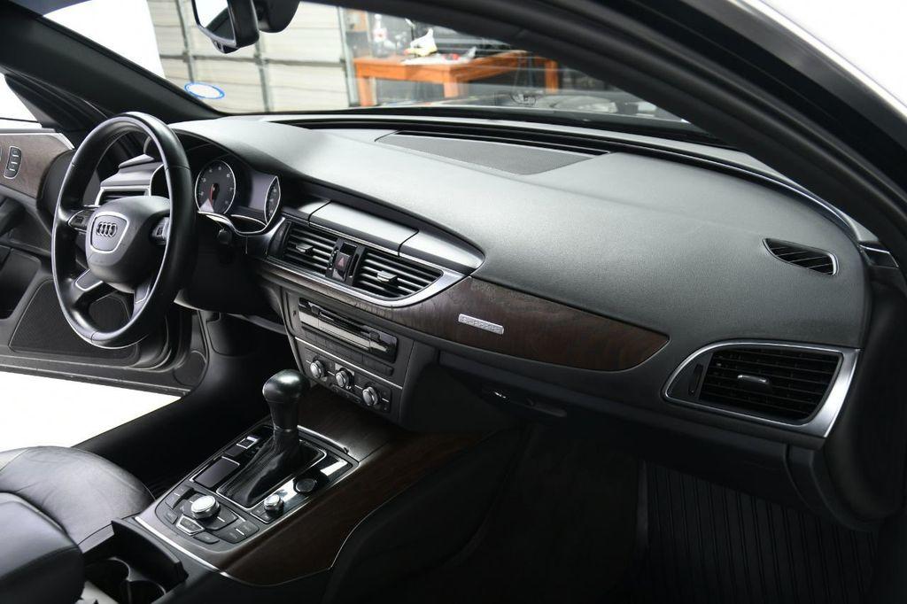"2013 Audi A6 Factory 20"" wheels * Navigation  * Rear Cam * Clean *** - 16947535 - 20"