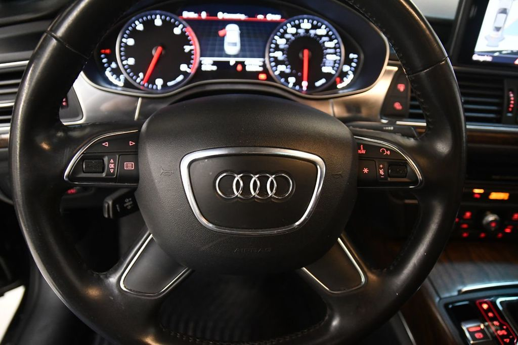 "2013 Audi A6 Factory 20"" wheels * Navigation  * Rear Cam * Clean *** - 16947535 - 34"