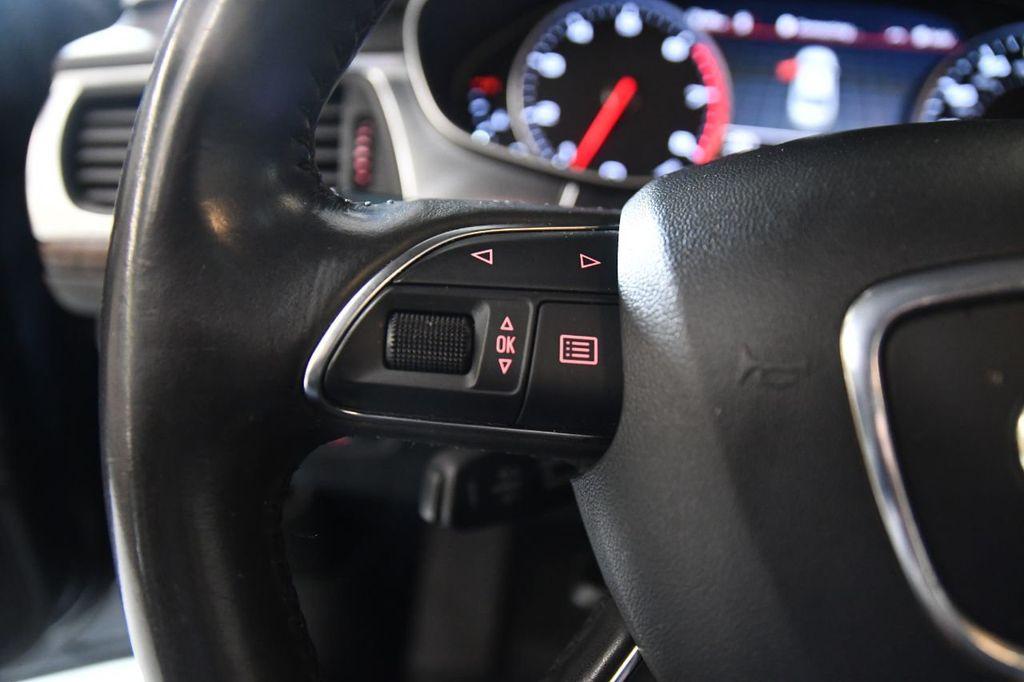 "2013 Audi A6 Factory 20"" wheels * Navigation  * Rear Cam * Clean *** - 16947535 - 36"