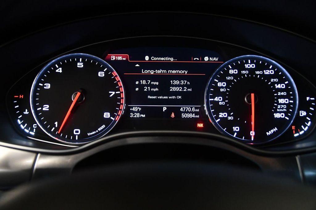 "2013 Audi A6 Factory 20"" wheels * Navigation  * Rear Cam * Clean *** - 16947535 - 45"