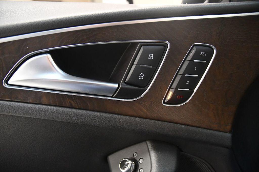 "2013 Audi A6 Factory 20"" wheels * Navigation  * Rear Cam * Clean *** - 16947535 - 56"