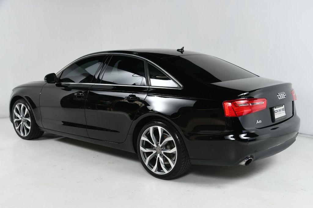 "2013 Audi A6 Factory 20"" wheels * Navigation  * Rear Cam * Clean *** - 16947535 - 7"