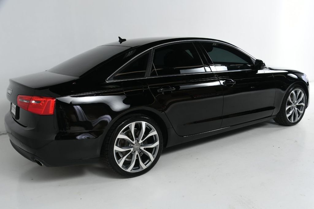 "2013 Audi A6 Factory 20"" wheels * Navigation  * Rear Cam * Clean *** - 16947535 - 8"