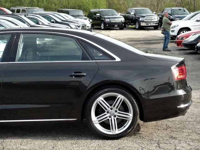 2013 Audi A8 L 4dr Sedan 3.0L - Click to see full-size photo viewer