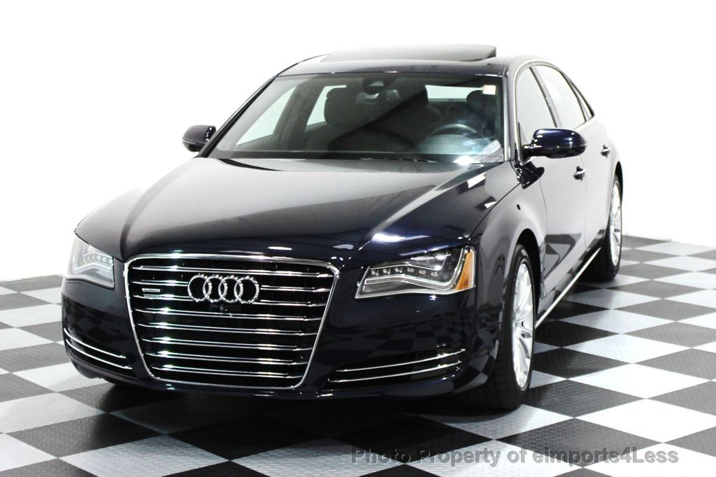 2013 used audi a8 l certified a8l 4 0t v8 quattro awd sedan at eimports4less serving doylestown. Black Bedroom Furniture Sets. Home Design Ideas